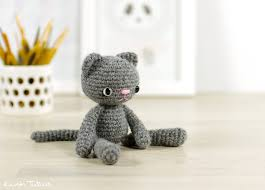 Free Crochet Cat Patterns Amazing 48 Awesome Crochet Cat Patterns Free Knitting Patterns Handy