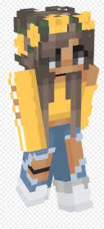 Yellow Aesthetic Minecraft Skins, HD ...