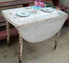 Antique Metal Kitchen Table Diy Vintage Kitchen Tables Polyurethane Best Finish For A