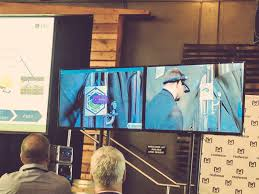 "PTC on Twitter: ""PTC's Glen Fields up on stage at #RWSummit! With #AR, #IoT  & @realwearinc's HM-1 headset, workers can access visual instructions and  data.… https://t.co/ZGaRV2eEvK"""