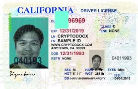Scannable Buy California Real Driver Fake And License