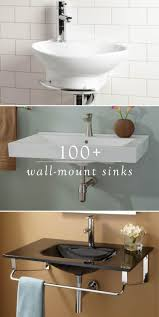 Bathroom Sinks For Small Spaces Best 20 Small Bathroom Sinks Ideas On Pinterest Small Sink