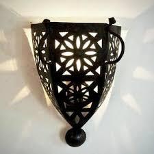 outdoor moroccan lighting. Bathroom Mirror Light Moroccan Wall Sconce Indoor Outdoor Lighting Collective Lamps Fixtures . Electric. N