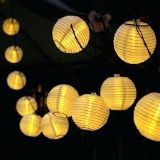solar light string whole led outdoor solar lights string lights ball patio lights string for solar