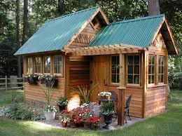 30 magical garden sheds