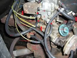 f vacuum questions ford truck enthusiasts forums in picture 4 and 5 i m showing the filter box the tvs valve is obviously labeled by the plastic molding and i believe i have the right hoses going to the