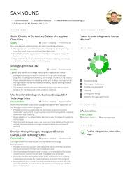 Tech Resume Example And Guide For 2019