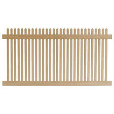 vinyl fence colors. W Cedar Grove Natural Vinyl Picket Fence Colors O