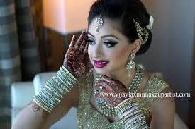 best bridal makeup artist in delhi vijay
