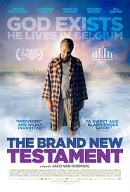 Audio The Brand New Testament Plays at MSUs Cinema International  WKMS