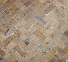 Modern Stone Floor Tiles Tile Natural Rustic Look Antique English Herringbone To Innovation Design