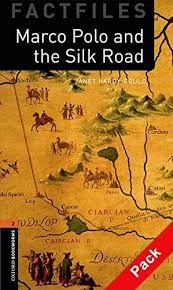 OB Library Factfiles. Level 2. Marco Polo and the Silk Road + CD ...