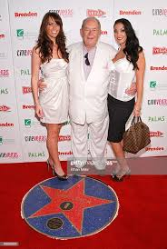 Carla Marrow, TV host/writer Robin Leach, and Ali Nehrkorn appear ...