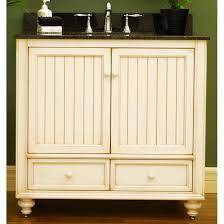 Bathroom Vanity Base Sunny Wood Bristol Beach 36 Bathroom Vanity Base Reviews Wayfair