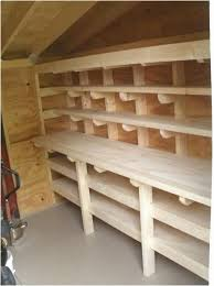 diy shelves for shed choosing the right storage shed designs check out the image for