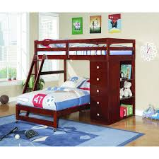 ltlt previous modular bedroom furniture. Donco Kids Modular Loft Twin Over With Chest In Cappuccino - Configuration 4 Ltlt Previous Bedroom Furniture B