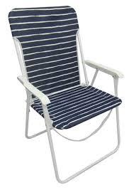 mainstays folding beach chair