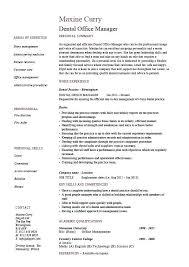 Dental Resume Format Dental Assisting Resumes Dental Assisting