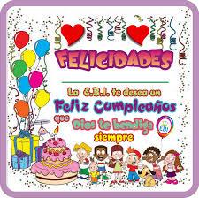 tarjetas de cumplea os para ni as hermosa tarjetas de cumpleaños para niños a color elaboración