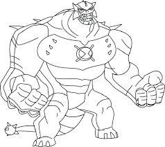 Ben 10 Coloring Pages Games Coloring Pages Games Ben 10 Colouring