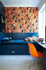 Orange Wall Paint Living Room 30 Trendy Ways To Add Color To The Contemporary Kids Bedroom