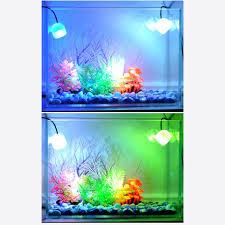 Đèn LED trang trí hồ cá chống nước - Đèn sạc