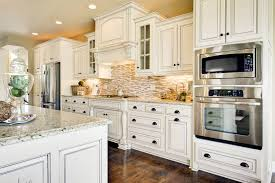 Kitchen Design With White Cabinets Enchanting White Cabinets Kitchen Design Kitchentrends48tk