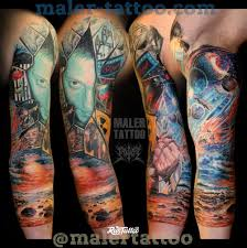 рука рука татуировки в екатеринбурге Rustattooru