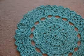 Circle Crochet Pattern New Decorating Design
