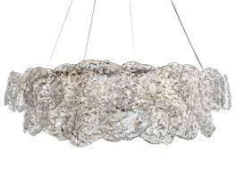 industrial glass pendant light best of rock edge chandelier industrial mid century modern chandeliers