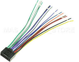 jvc wiring harness wire harness for jvc kw xr810 kwxr810 pay today ships today