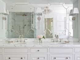 transitional bathroom designs. Mirror On Top Of Vanity Transitional Bathroom Inside Design 15 Designs F