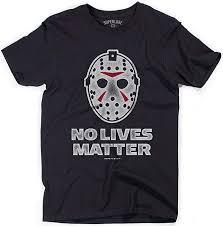 Superluxe Clothing No Lives Matter Mens Funny 2019 ... - Amazon.com