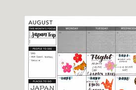 Daily Planners 2015 2020 Download Free Planners Accessories Passion Planner