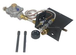 safety pilot valve vented gas logs fireplace with built on regulator ng lp