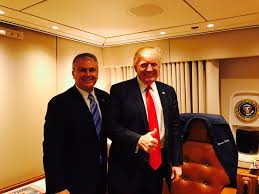 congressman james comer representing the st district of kentucky meeting president trump