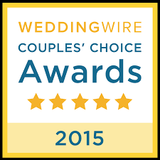 Image result for weddingwire couples choice award 2015