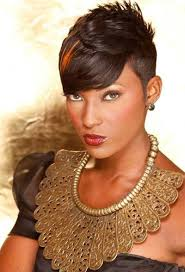 Short Hair Style For Black Woman pixie short hair for black women women medium haircut 3137 by wearticles.com