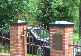 Zaun Mauerabdeckungen Kunstrasen Garten