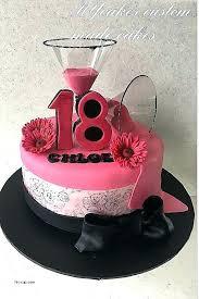 18 Birthday Cakes For Girls Marvellous Cake Beautiful Ideas Female