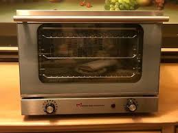 wisco industries commercial convection counter top oven model 620 with extras