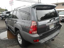 2003 Used Toyota 4Runner 4dr SR5 V8 Automatic at Mash Cars Serving ...