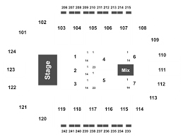 Santander Arena Seating Chart With Seat Numbers Mercyme Santander Arena Tickets Feb 20th 2020