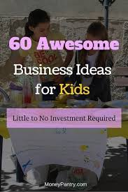 60 Small Business Ideas For Teenagers Kids Moneypantry