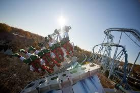 busch gardens alpengeist roller coaster