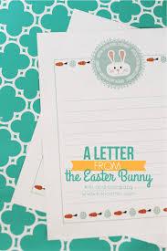 easter stationery easter bunny stationary free printable kiki company