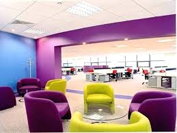 office wall paint ideas. Contemporary Paint Decoration Interesting Modern Office Wall Color Ideas Schemes Inspirations  Decorating For Interior Intended Paint