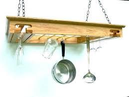 enclume flush mount rectangular ceiling pot rack hammered steel ceiling mounted pot rack ceiling mounted pot