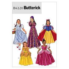 Halloween Costume Patterns Extraordinary Children'sGirls' CostumeGIRL 448 4848 4848 Pattern Patterns
