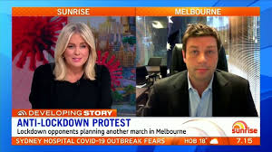Courtesy seven news australia's deputy chief medical officer has conceded melbourne's second lockdown will be harder than the first as millions live with tough restrictions. Watch This Is Communist Russia Liberal Mp On Vic Lockdown Video The West Australian